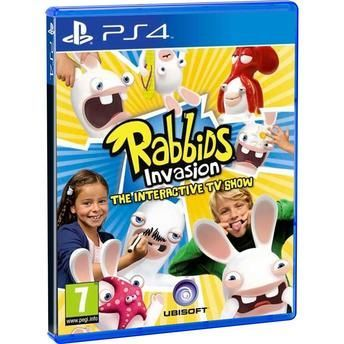 Game Rabbids Invasion PS4