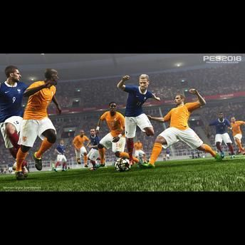 GAME PS4 PRO EVOLUTION SOCCER - PES 2016