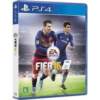 Jogo FIFA 16 Para PS4 Eletronic Arts