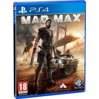 Game MAD MAX PS4 Bundle