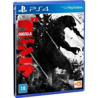 Jogo PS4 Godzilla