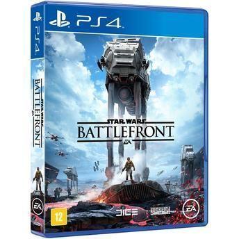 jogo star wars battlefront playstation 4 (novembro)