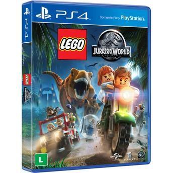 Jogo para PS4 Lego Jurassic World TT Games - Jogo para PS4 Lego Jurassic World TT Games