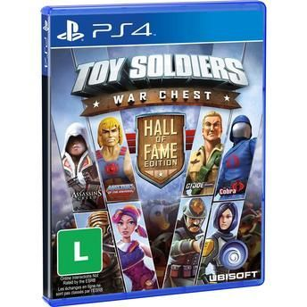 Jogo Toy Soldiers: War Chest Hall Of Fame Ps4