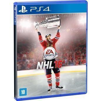 Jogo NHL 16 PS4 Eletronic Arts