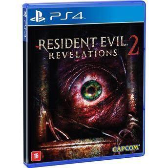 Jogo PS4 Resident EVIL Revelations 2