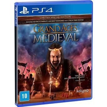 Jogo Grand Ages: Medieval (limited Edition) Ps4