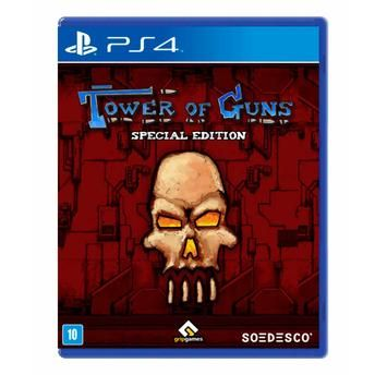 Jogo Tower Of Guns (special Edition) Ps4