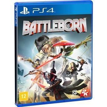 Jogo para PS4 Battleborn 2K Games