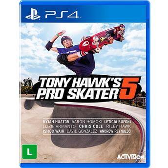 TONY HAWK´S PRO Skater 5  PS4