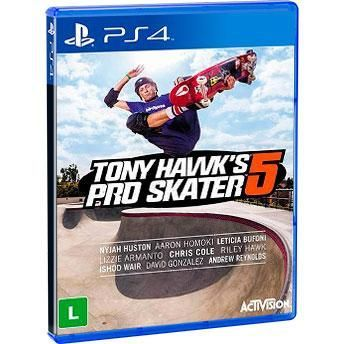 TONY HAWK´S PRO Skater 5  PS4