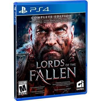 Jogo Lords Of The Fallen Complete Edition - PS4