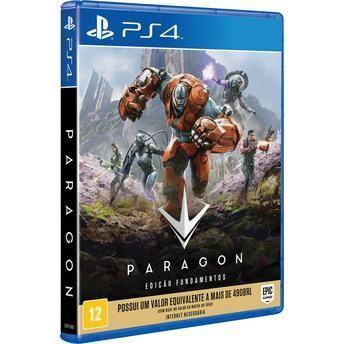 Jogo para PS4 Paragon - Edição Fundamentos Epic Games