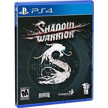 Jogo PS4 Shadow Warrior