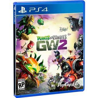 Jogo Plants Vs Zombies GW 2 BR PS4 EA Sports