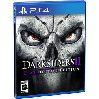 Jogo Darksiders Ii (deathinitive Edition) Ps4