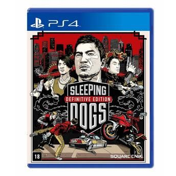 Jogo Sleeping Dogs (Definitive Edition) - PS4