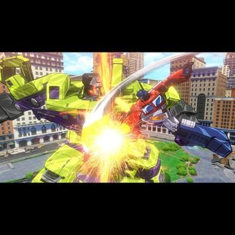 Jogo Transformers Devastation - PS4