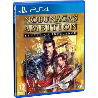 Nobunagas Ambition: Sphere of Influence  PS4