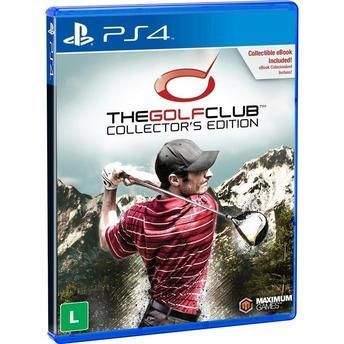 Jogo The Golf Club Collector's Edition PS4