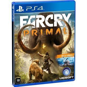 Jogo para PS4 Far Cry Primal Limited Edition UBI Ubisoft