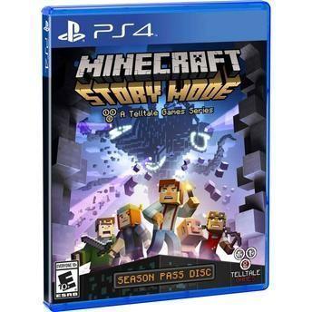Minecraft Story Mode: A Telltale Games Series - PS]4