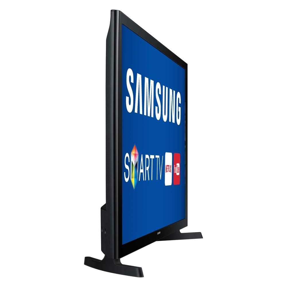 "Smart TV LED 32"" HD Samsung 32J4300 com Connect Share Movie, Screen Mirroring, Wi-Fi,  Entradas HDMI e Entrada USB"