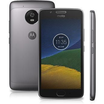 Smartphone Moto G5 XT1672 Platinum Dual Chip Android Nougat 4G 32GB