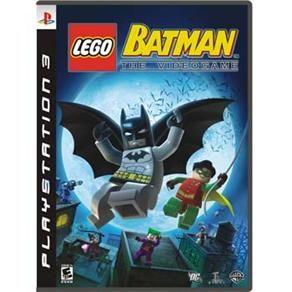 Jogo Lego Batman: The VideoJogo - PS3