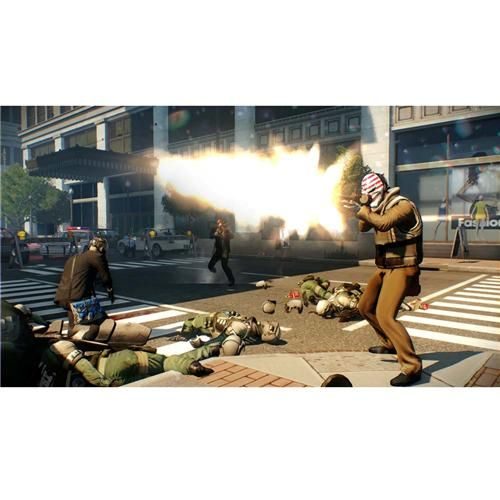 Jogo Payday 2: Crimewave Edition - PS4