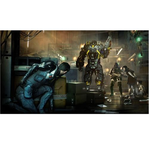 Jogo Deus Ex: Mankind Divided - Day One Edition - Xbox One
