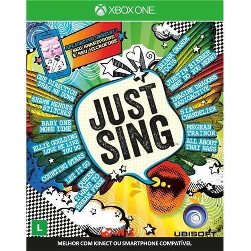 Jogo Just Sing - Xbox One
