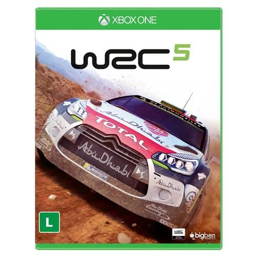 Jogo WRC 5 FIA World Rally Championship - Xbox One