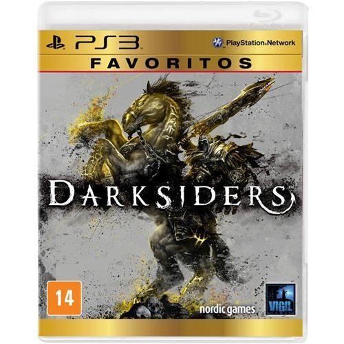 Jogo: Darksiders - PS3