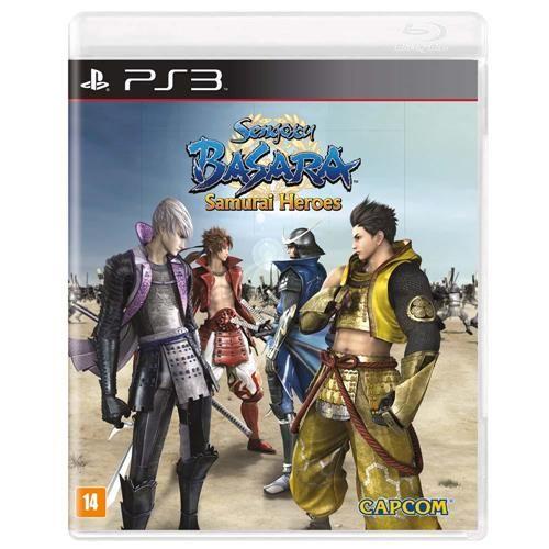 Jogo Sengoku Basara - PS3