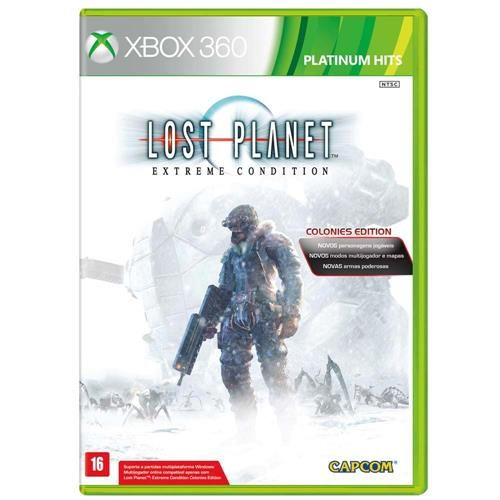 Jogo Lost Planet Extreme Conditions Colonies Edition - PS3