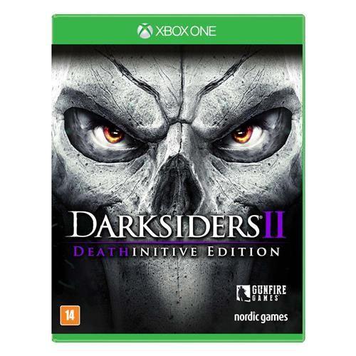 Jogo Darksiders 2 - Deathinitive Edition - Xbox One