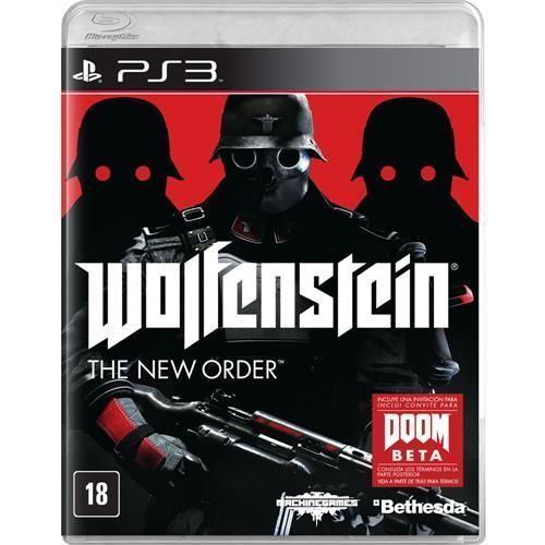 Jogo Wolfenstein - The New Order - PS3
