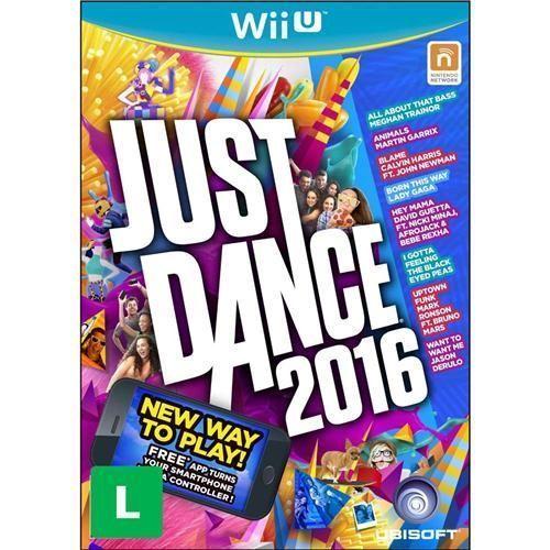 Jogo Just Dance 2016 - Nintendo Wii U