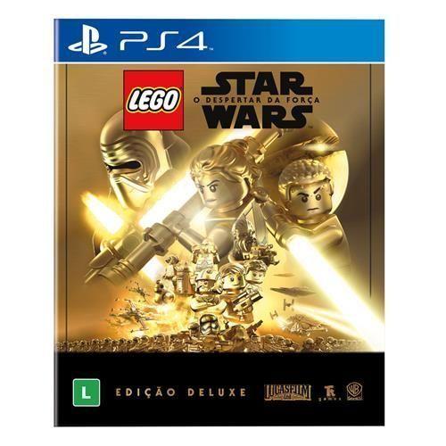 Jogo LEGO Star Wars: O Despertar da Força - Edição Deluxe - PS4