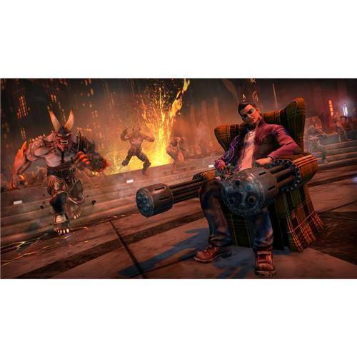 Jogo Saints Row IV Re-Elected + Gat Out Of Hell - Primeira Edição - Xbox One