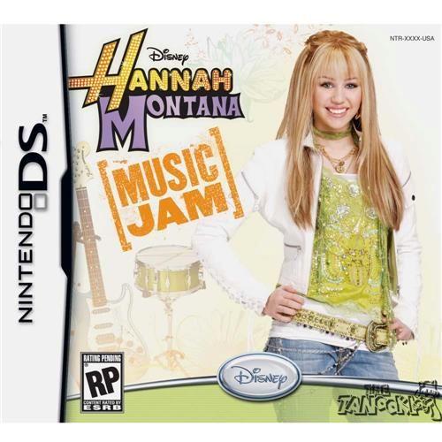 Jogo Hanna Montana: Music Jam - Nintendo DS