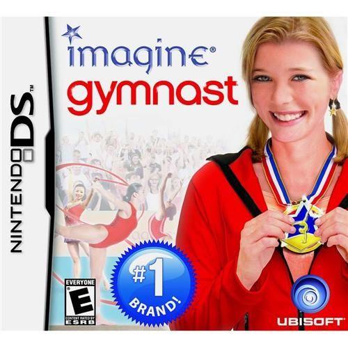 Jogo Imagine Gymnast - Nintendo DS