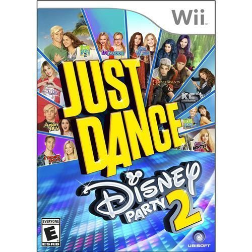 Jogo Just Dance: Disney Party 2 - Wii