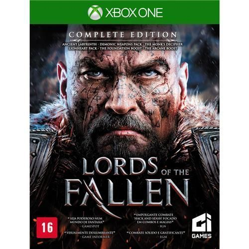 Jogo Lords of the Fallen: Complete Edition - Xbox One