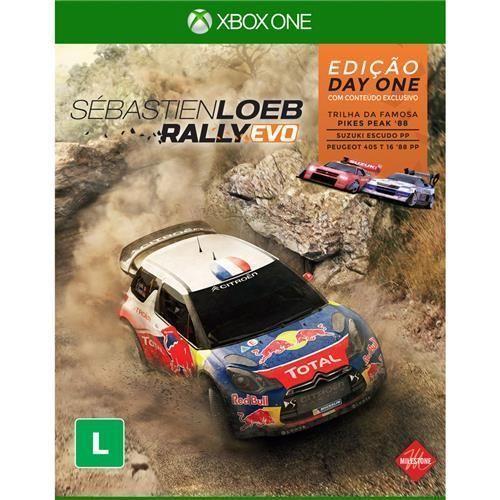 Jogo Sébastien Loeb Rally EVO - Edição Day One - Xbox One