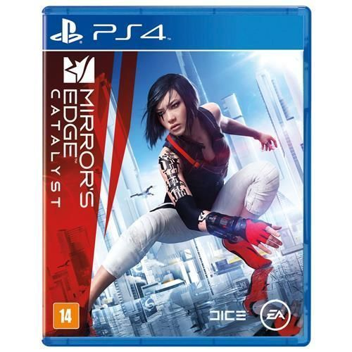Jogo Mirror's Edge Catalyst - PS4