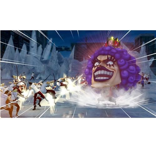 Jogo One Piece Pirate Warriors 3 - PS4