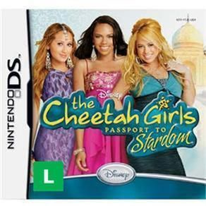 Jogo The Cheetah Girl 3 - NDS