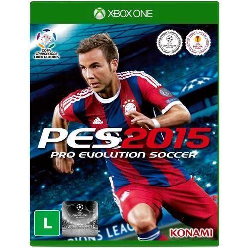Jogo PES - Pro Evolution Soccer 2015 - Xbox One